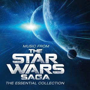 vinyl 2LP Music From the STAR WARS SAGA -The Essential Collection  (Soundtrack)