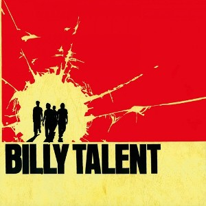 vinyl LP BILLY TALENT - BILLY TALENT