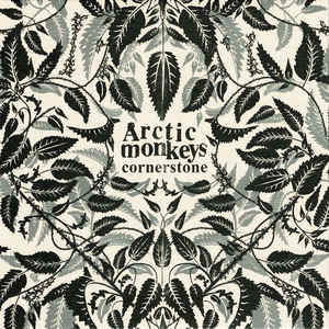"vinyl 7""SP ARCTIC MONKEYS Cornerstone"
