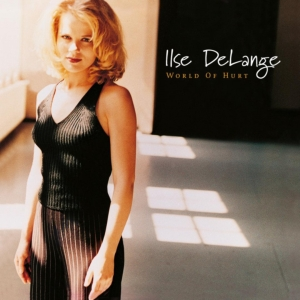 vinyl LP ILSE DELANGE WORLD OF HURT (Transparent vinyl)