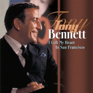 vinyl LP TONY BENNETT I Left My Heart In San Francisco