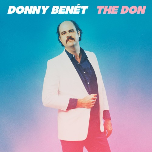 vinyl LP DONNY BENET ‎ The Don (gold colured edition)