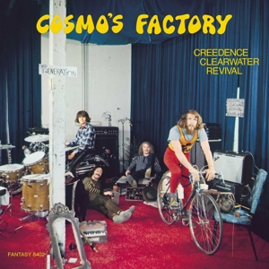 vinyl LP Creedence Clearwater Revival Cosmo's Factory