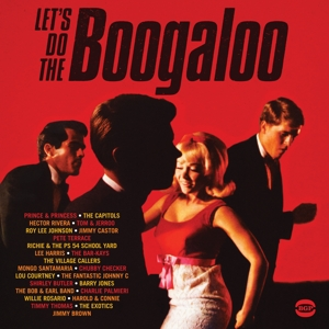 vinyl 2LP Let's Do the Boogaloo (various artists)