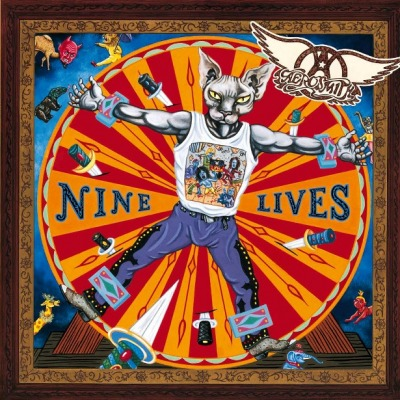 vinyl 2LP AEROSMITH Nine Lives