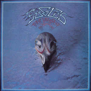 vinyl LP EAGLES, THE THEIR GREATEST HITS 1971-1975