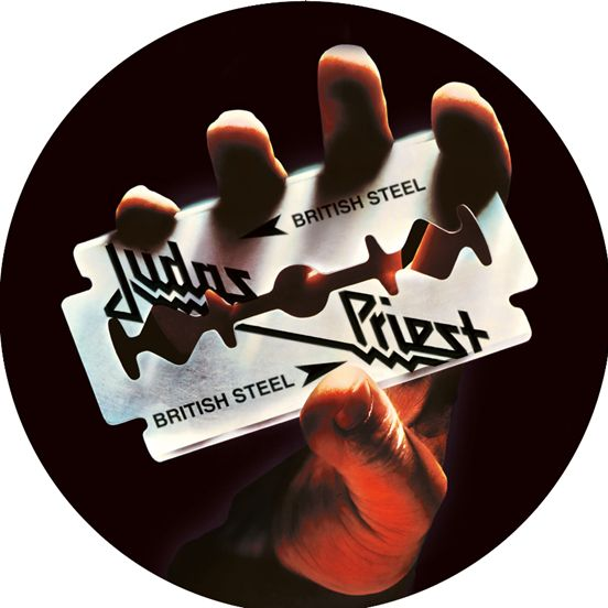 vinyl 2LP Judas Priest British Steel