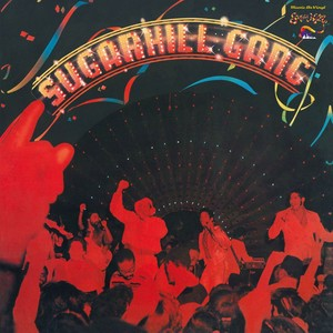 vinyl LP SUGARHILL GANG SUGARHILL GANG