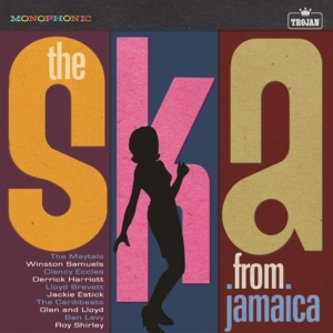 vinyl LP Various The Ska (From Jamaica)