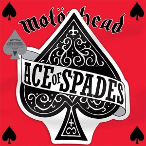 "vinyl Shaped 7"" Motörhead Ace Of Spades"