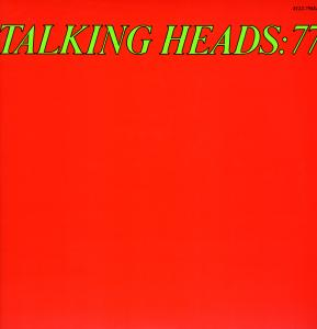 vinyl LP Talking Heads TALKING HEADS 77 (GREEN VINYL ALBUM)