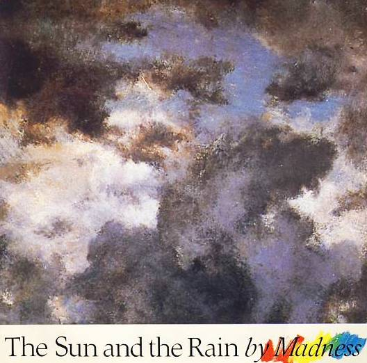 "12"" Maxi SP MADNESS - The Sun and The Rain"