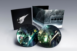 vinyl 2LP Nobuo Uematsu Final Fantasy VII Remake And Final Fantasy VII Original Soundtrack (Japan Import)
