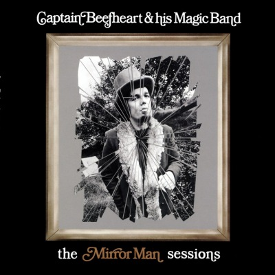 vinyl 2LP CAPTAIN BEEFHEART & HIS MAGIC BAND THE MIRROR MAN SESSIONS (Crystal Clear Vinyl)