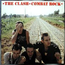 vinyl LP THE CLASH Combat Rock