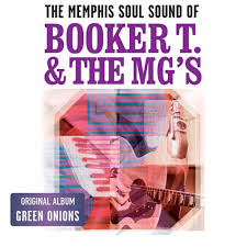 vinyl LP BOOKER T.&MG´S The Memphis Soul Sound Of