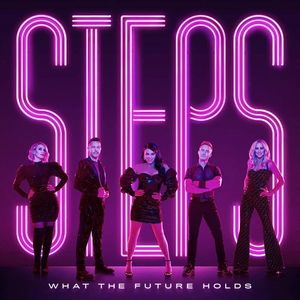 vinyl LP STEPS WHAT THE FUTURE HOLDS (INDIES)