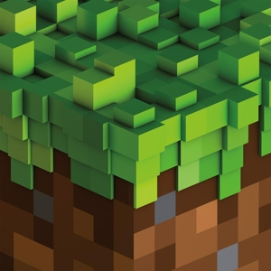 vinyl LP C418 ‎Minecraft Volume Alpha (Transparent Green Vinyl)