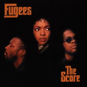 vinyl 2LP FUGEES Score (Orange vinyl)