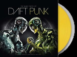 vinyl 2LP Various Many Faces of Daft Punk