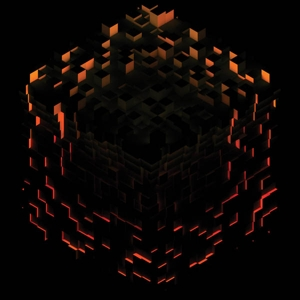 vinyl 2LP C418 ‎Minecraft Volume Beta (Red/Orange vinyl)