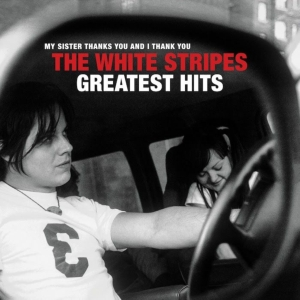vinyl 2LP White Stripes Greatest Hits