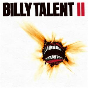 vinyl 2LP BILLY TALENT BILLY TALENT II