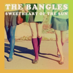 vinyl LP The Bangles Sweetheart Of The Sun (Limited Teal Vinyl Edition)