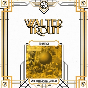 vinyl 2LP Walter Trout Band Transition (25th anniversary edition)
