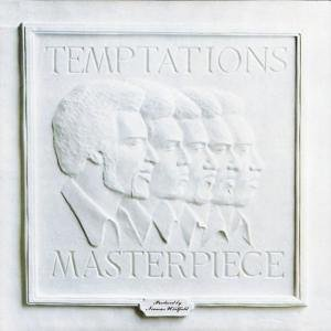 vinyl LP THE TEMPTATIONS Masterpiece