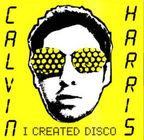 vinyl 2LP CALVIN HARRIS I Created Disco