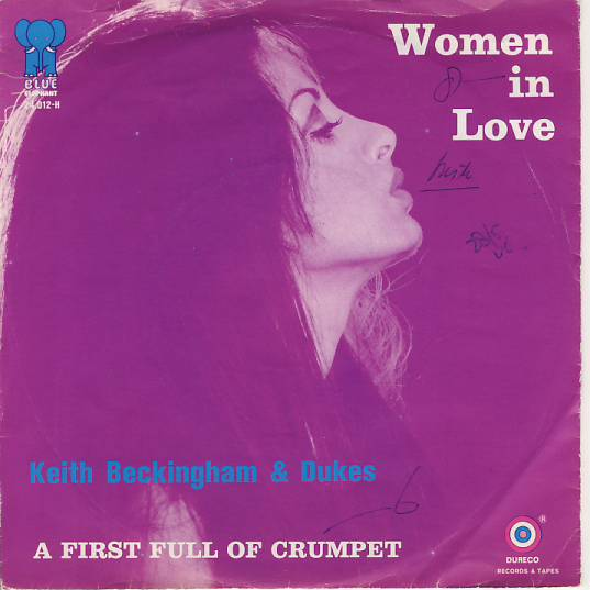 "7""SP Keith Beckingham & Dukes Women In Love"