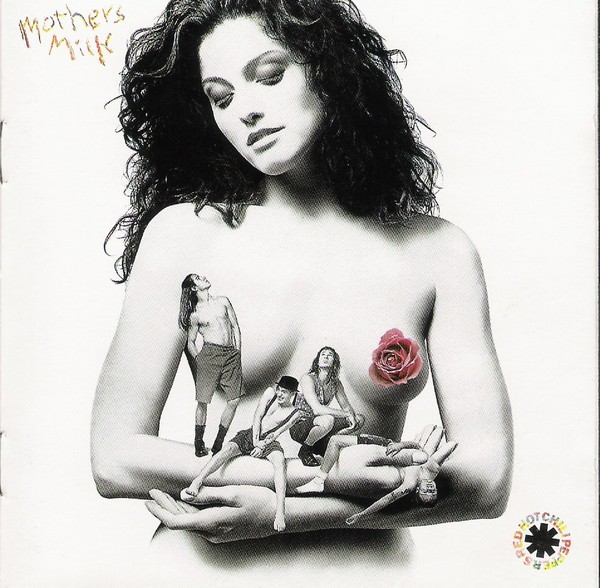 vinyl LP RED HOT CHILI PEPPERS Mothers Milk