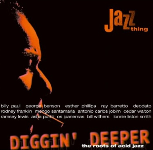 vinyl 2LP DIGGIN´DEEPER The Roots Of Acid Jazz