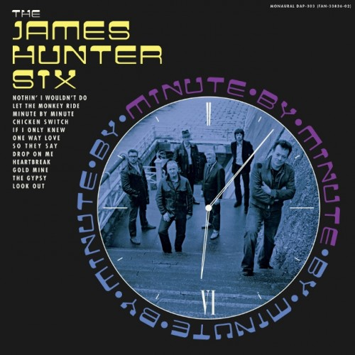 vinyl LP JAMES HUNTER SIX Minute by Minute