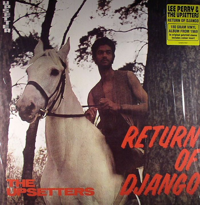 vinyl 2LP THE UPSETTERS Return Of Django