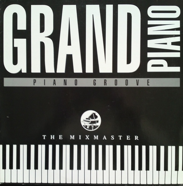 "vinyl 12""maxi SP THE MIXMASTER Grand Piano"