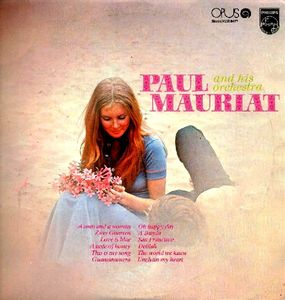 vinyl LP PAUL MAURIAT AND HIS ORCHESTRA Paul Mauriat And His Orchestra