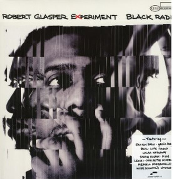 vinyl 2LP GLASPER ROBERT EXPERIMENT Black Radio