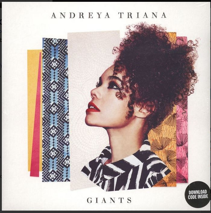 vinyl LP ANDREYA TRIANA Giants