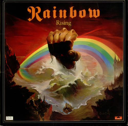 vinyl LP RAINBOW Rising