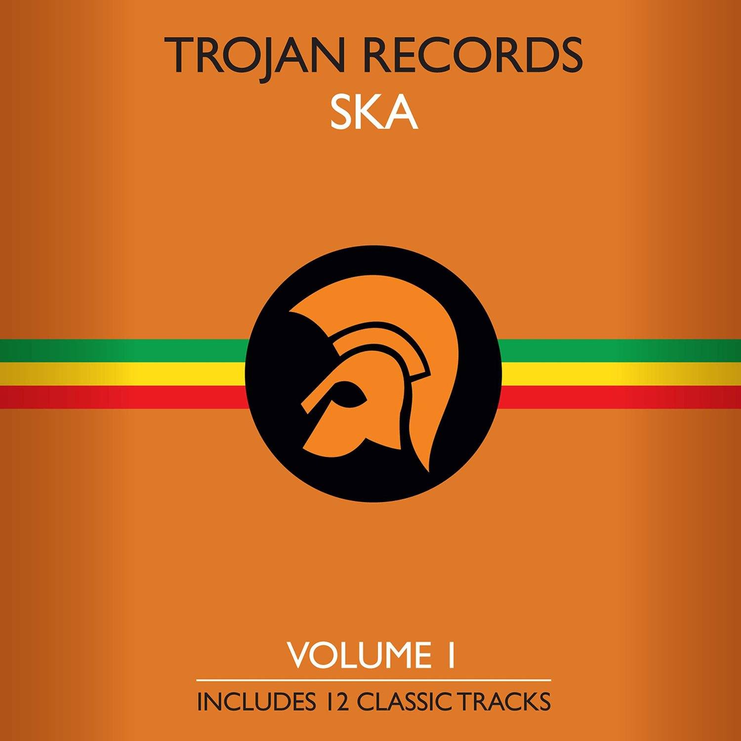 vinyl LP BEST OF TROJAN SKA Volume I