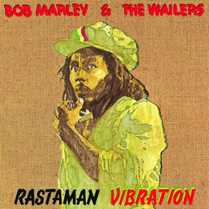 vinyl LP BOB MARLEY & THE WAILERS Rastaman Vibration