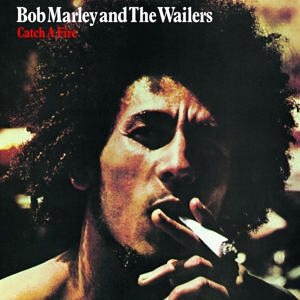 vinyl LP BOB MARLEY & THE WAILERS Catch a Fire
