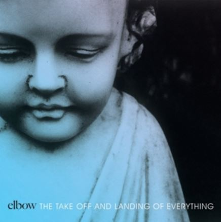 vinyl 2LP ELBOW Take Off & Landing of Everything
