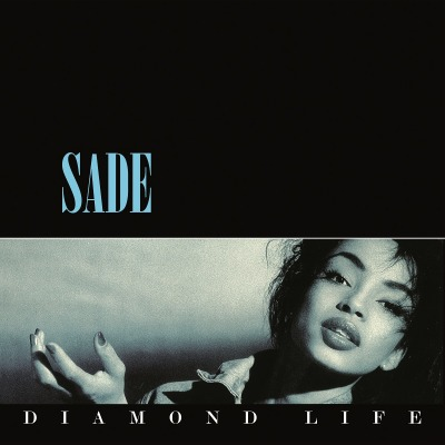 vinyl LP SADE Diamond Life
