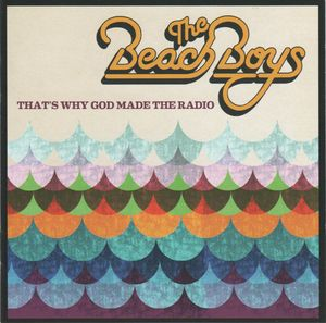 vinyl LP BEACH BOYS That´s Why God Made The Radio