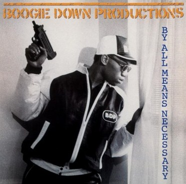 vinyl LP BOOGIE DOWN PRODUCTIONS By All Means Necessary