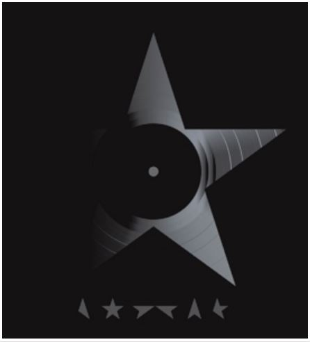 vinyl LP DAVID BOWIE Blackstar