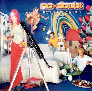 vinyl 2LP NO DOUBT Return Of Saturn